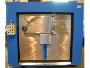 double front washer extractor