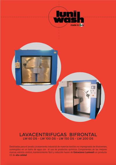 Descargar el folleto de lavacentrifugas bifrontal